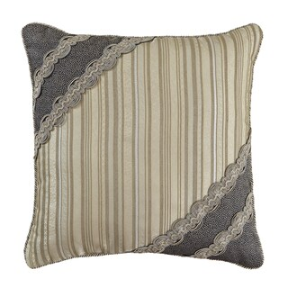 Croscill Ashfield 16-inch Fashion Pillow