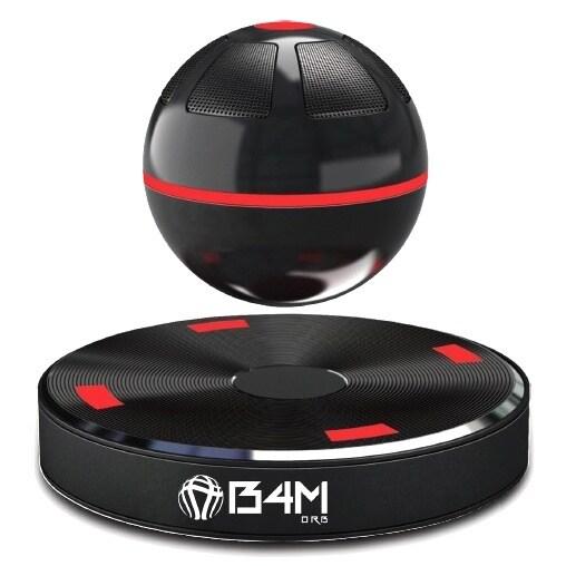 Shop B4m Orb Dark Black Portable Wireless Bluetooth 4 1