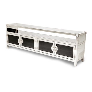 Domenico TV Console by Michael Amini