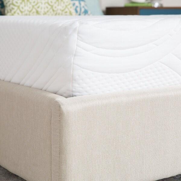 spring air 10inch kingsize memory foam mattress free shipping today