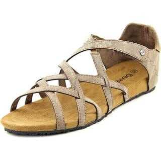 Bearpaw Women's 'Molly' Polyurethane Sandals