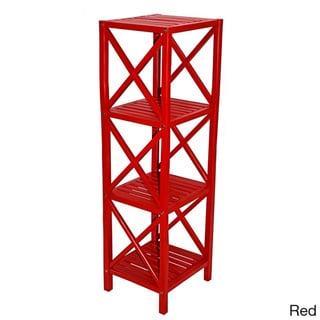 4-tier Bamboo Rack