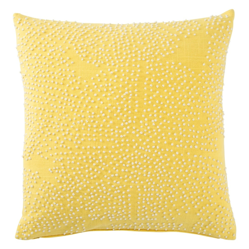 Shop Honey Passion Cotton 18-inch Throw Pillow - Overstock - 11405530