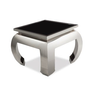 Pietro End Table by Michael Amini