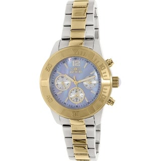 Invicta Women's Stainless Steel Angel 21613 Swiss Quartz Watch
