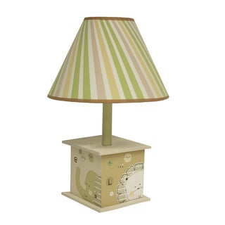 Natures Purest Sleepy Safari Lamp with Shade