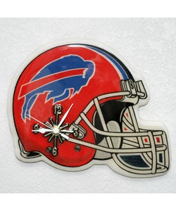 NFL Buffalo Bills Football Helmet Clock - Thumbnail 0