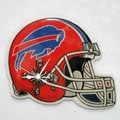 NFL Buffalo Bills Football Helmet Clock
