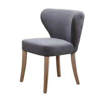 Aurelle Home Fernando Side Chair (Set of 2)