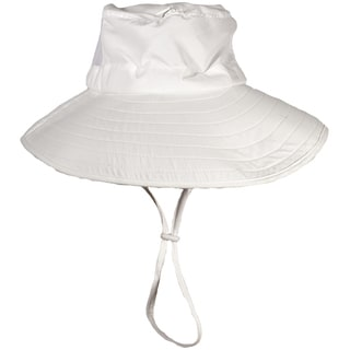 Bughat Work 'n Play Mosquito Net Hat White Unisex All-purpose Sun Style Bughat
