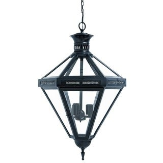 Paris Diamond Hanging Lamp Bronze