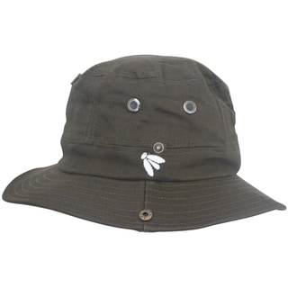 Bughat Traditional Boonie Mosquito Net Hat Olive Outdoor Hat