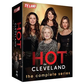 Hot In Cleveland: The Complete Series (DVD)