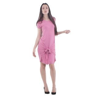 Bluberry Women's Tulip Knot Dress