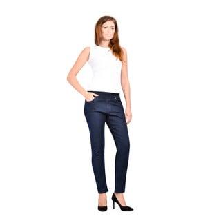 Bluberry Women's Ankle Leg Denim