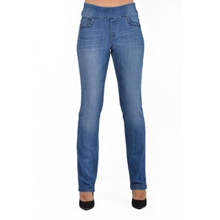 Bluberry Women's Straight Leg Denim