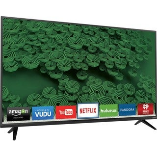 "VIZIO D D65U-D2 65"" 2160p LED-LCD TV - 16:9 - 4K UHDTV - Black"