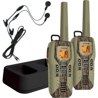 Uniden GMR5088-2CKHS Camo Submersible Two Way Radio with Charger and