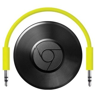 Google Chromecast Audio (Black)