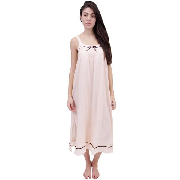 La Cera Women's Sleeveless Gown