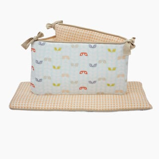 Little Haven Clever Fox Crib Bumper|https://ak1.ostkcdn.com/images/products/11407360/P18372157.jpg?impolicy=medium