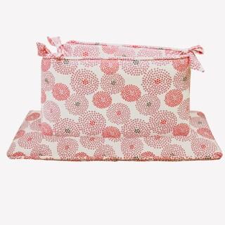 Petit Nest Chloe Jersey Crib Bumper
