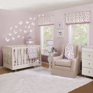 Petit Nest Sophie 4-piece Girl Crib Bedding Set