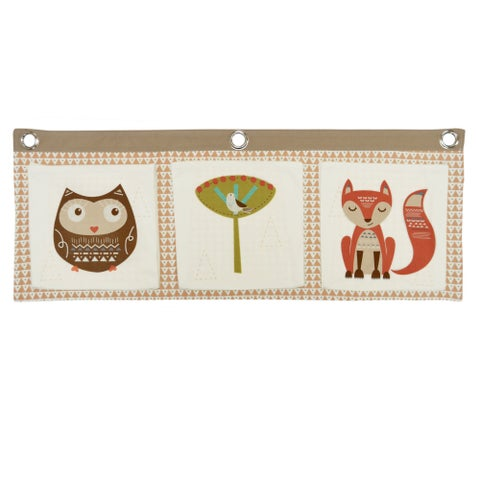 Little Haven Clever Fox Hanging Storage