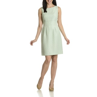 Tahari Arthur S. Levine Women's Pattern Dress