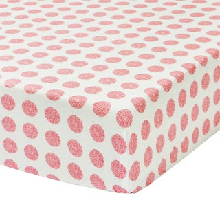 Petit Nest Chloe Jersey Fitted Crib Sheet