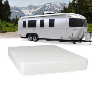 Select Luxury Airflow Double Sided RV 8 Inch Full Size Foam Mattress