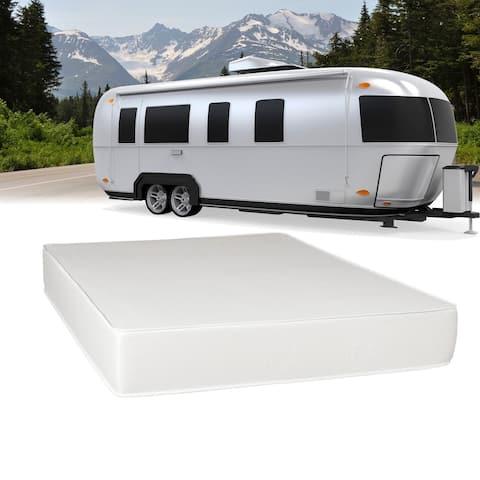 Select Luxury Airflow Reversible RV 8 Inch Full Size Foam Mattress