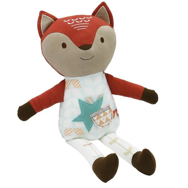 Clever Fox: Little Haven Clever Fox Plush Toy Fox