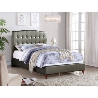 Donco Kids Princess Bed in Silver