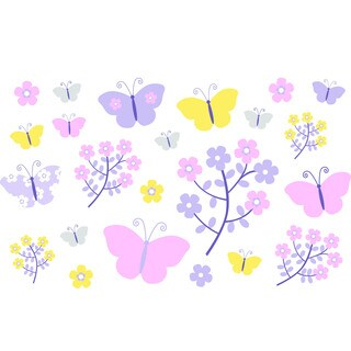 Belle Lulu Wall Decals