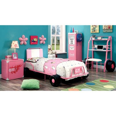 Buy Pink Kids\' Bedroom Sets Online at Overstock | Our Best ...