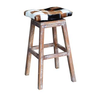 Crafted Home Golconda Work Barstool