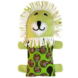 Handmade Little Friends Lion (Malawi)