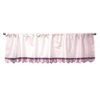 Petit Tresor Papillon Window Curtain Valance