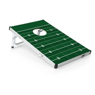 Picnic Time Bean Bag Toss Travel Set Football Edition