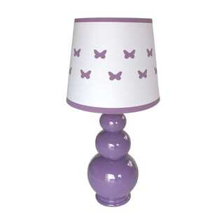 Petit Tresor Papillon Lamp with Shade