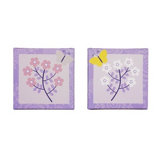 Belle Lulu 2-piece Wall Art