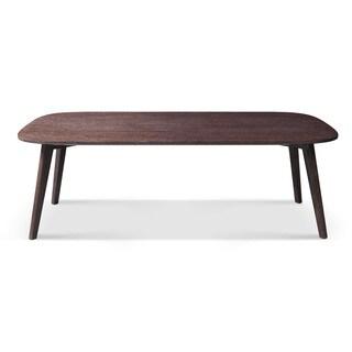 Boss Coffee Table Brown Oak End Table