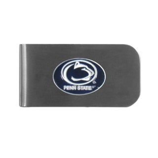 Penn State Nittany Lions Sports Team Logo Bottle Opener Money Clip