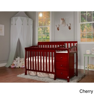 Dream On Me Jayden 4 in 1 Mini Crib