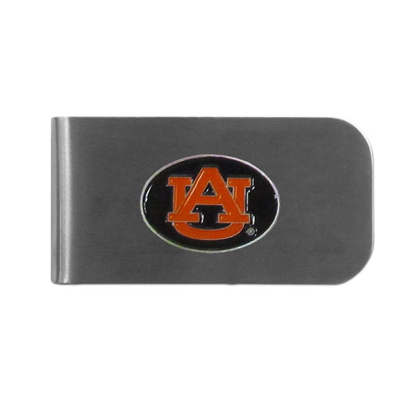 Auburn Tigers Sports Team Logo Bottle Opener Money Clip