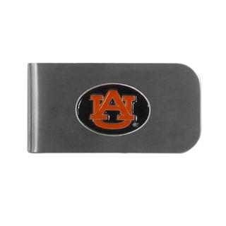 Auburn Tigers Sports Team Logo Bottle Opener Money Clip