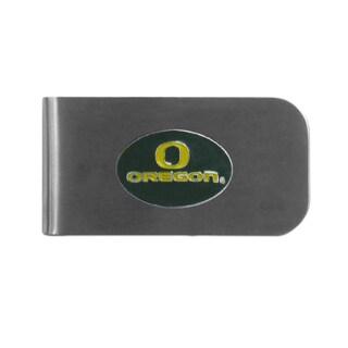 Oregon Ducks Sports Team Logo Bottle Opener Money Clip