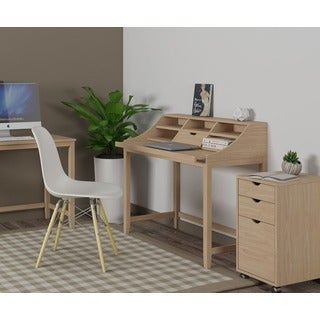 Milas Ash Desk (2 options available)