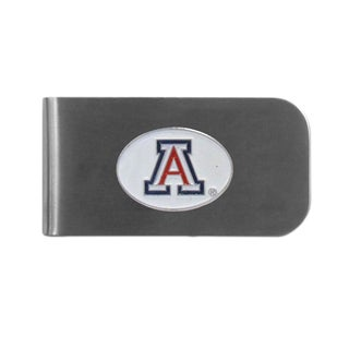Arizona Wildcats Sports Team Logo Bottle Opener Money Clip